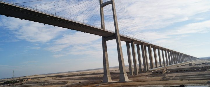 Ripple Effect of the Blocked Suez Canal